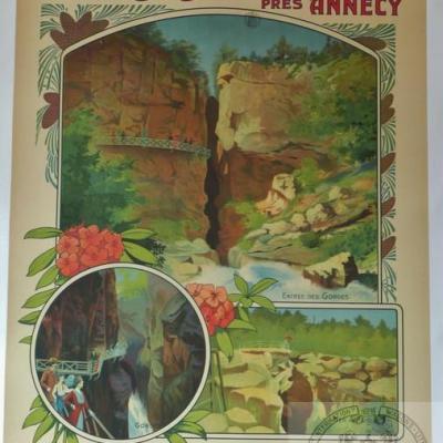 PLM Annecy gorges du Fier ( Ref N° 66