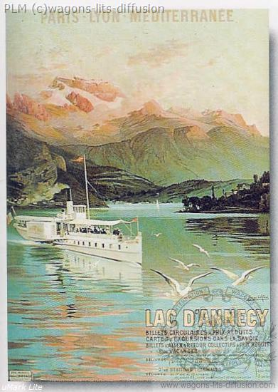 PLM Annecy-lac2 ( Ref N° 67