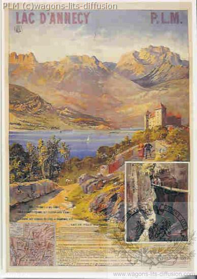 PLM Annecy-Lac5 ( Ref N° 68