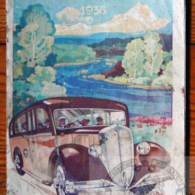 PLM Autocars 1936