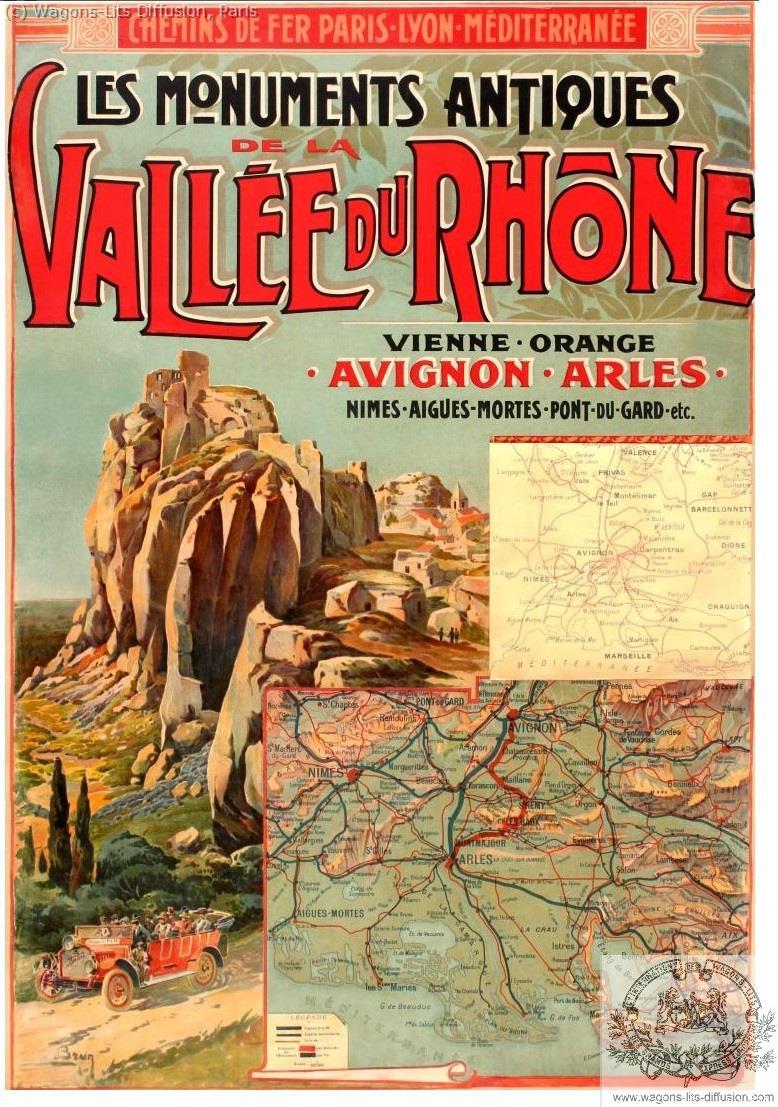 PLM Avignon Vallée du Rhône Ref 1036