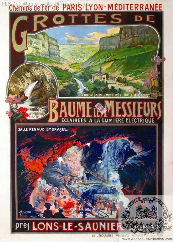 PLM Baumes Grottes Jura