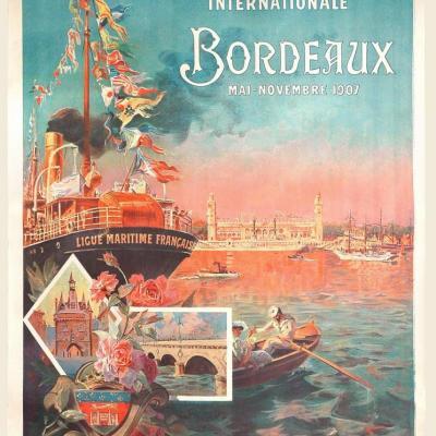 PLM Bordeaux lodef ( Ref N° 132