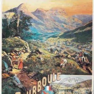 PLM Bourboule ( Ref N° 433