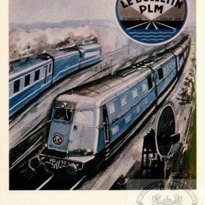 PLM Bulletin 1907 ( Ref N° 146