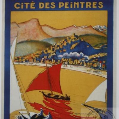 PLM Cagnes sur mer ( Ref N° 147