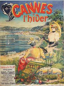 PLM Cannes l'hiver Ref 1070