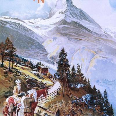 PLM Cervin suisse (3) ( Ref N° 173