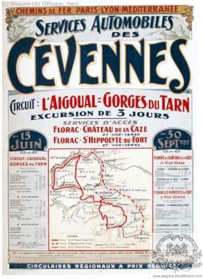 PLM Cevennes services automobiles Ref 975