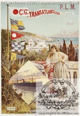 PLM CGT Algérie Tunisie  (ref N° 47)