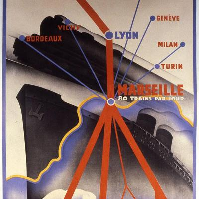 PLM CGT Paris Alger ( Ref N° 177