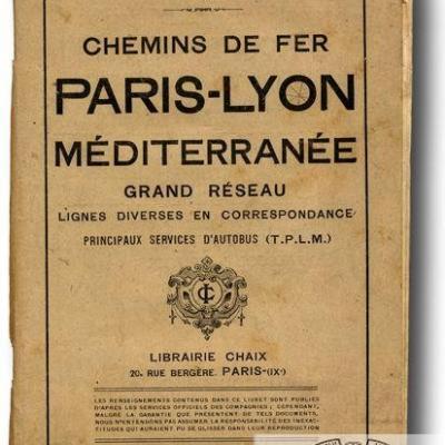 Plm chaix 1931