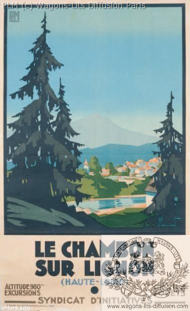 PLM Chambon sur lignon (Ref N° 178