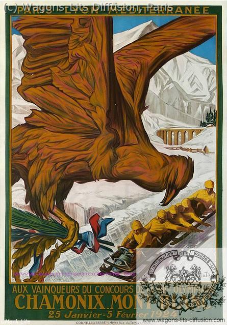 plm chamonix-aigle (ref N° 201)