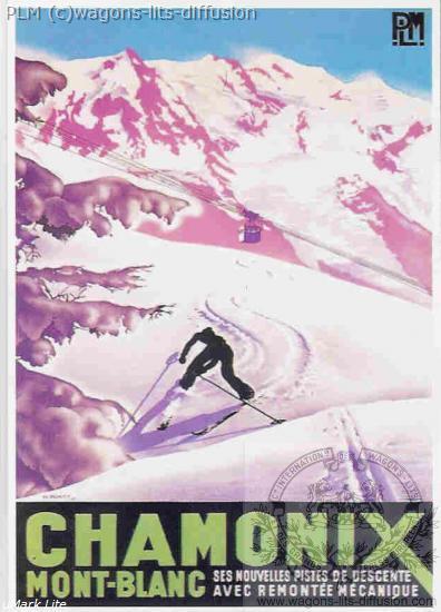 PLM Chamonix-ChasseNeige