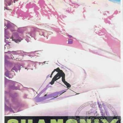 PLM Chamonix-ChasseNeige ( Ref N° 204