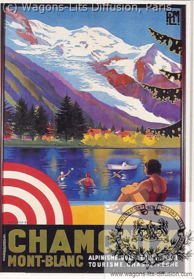 PLM Chamonix-Lac (ref N° 206)