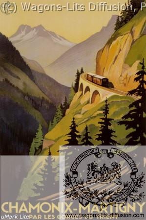 PLM CHAMONIX MARTIGNY BRODERS (ref N° 181)