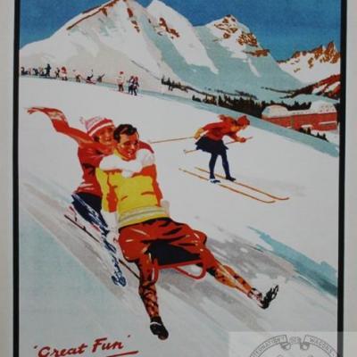 PLM Chamonix Mont Blanc Aix les bains Revard ( Ref N° 188