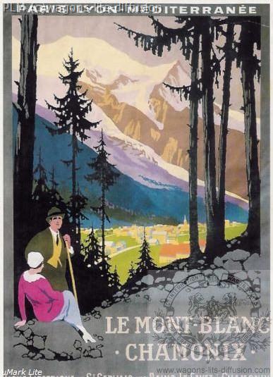 PLM Chamonix mont Blanc