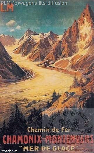 PLM Chamonix Montenvers ( Ref N° 193