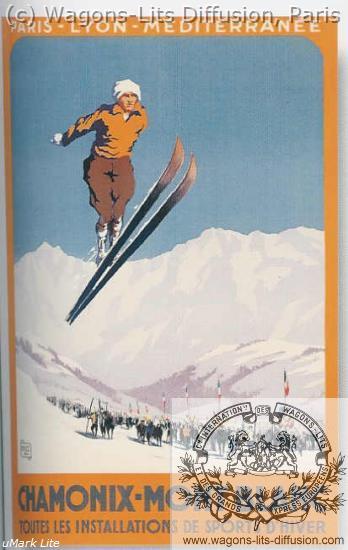 PLM Chamonix Sauteur (ref N° 198)