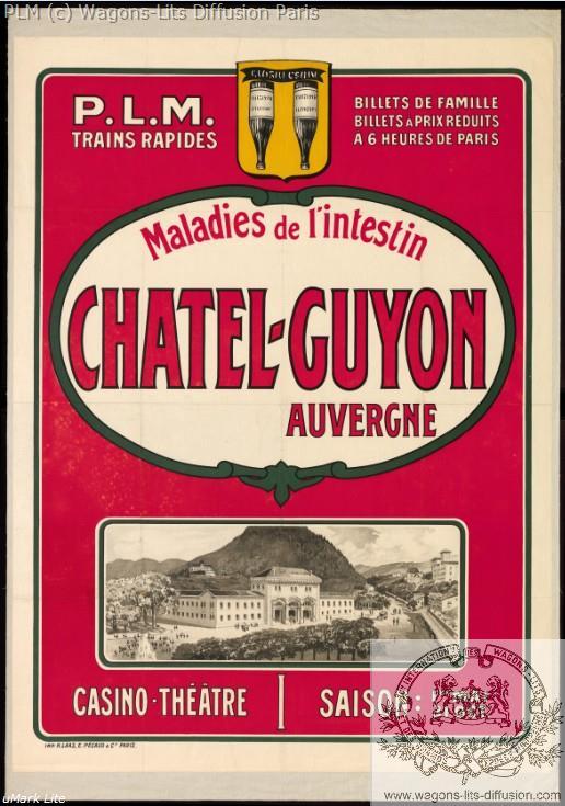 PLM Chatel-Guyon_3  (ref N° 215)