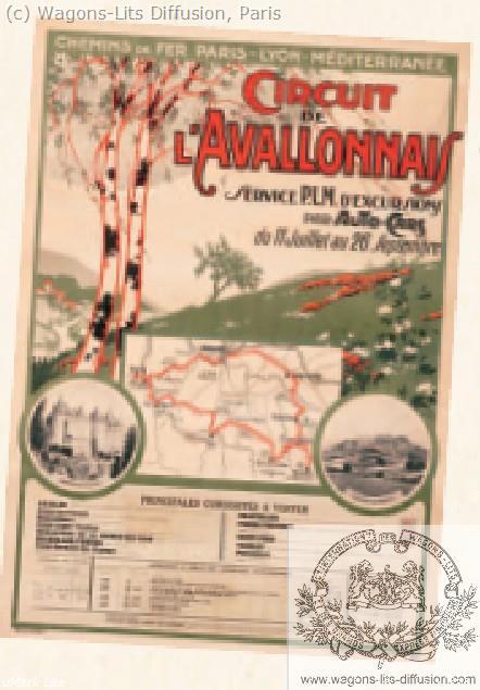 PLM Circuit l'Avallonnais Ref 1010