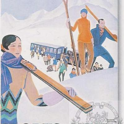 PLM col de voza sports hiver  ( Ref N° 222