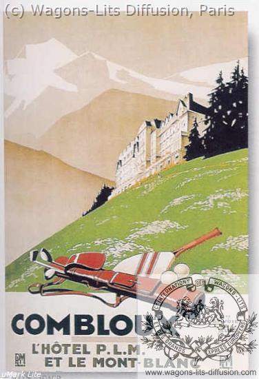 PLM Combloux golf (ref N° 225)
