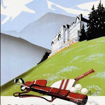 PLM Combloux Hotel Mont Blanc ( Ref N° 227
