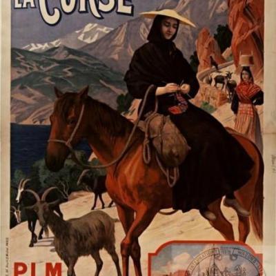 PLM Corse CIWL ( Ref N° 245