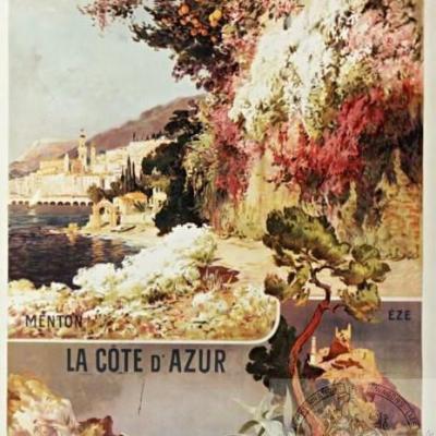 PLM Cote Azur Menton (Ref N° 258