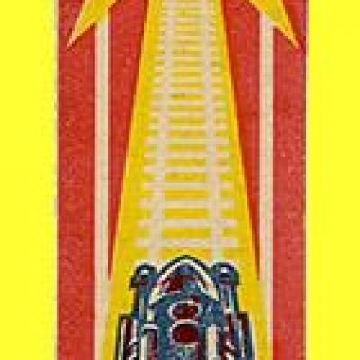 PLM Cote d'Azur vers le Soleil (Ref N° 289