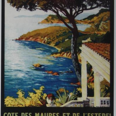 PLM Cote des Maures et Esterel (ref N° 290