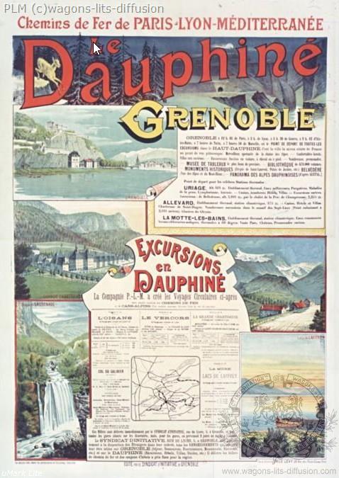 PLM Dauhiné Grenoble