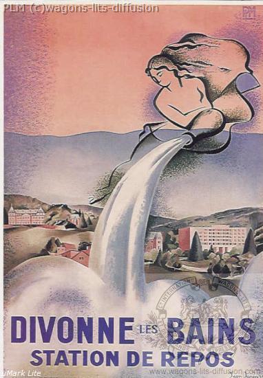 PLM Divonne Les Bains (Ref N° 309