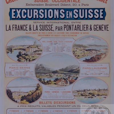 PLM Excursions en Suisse