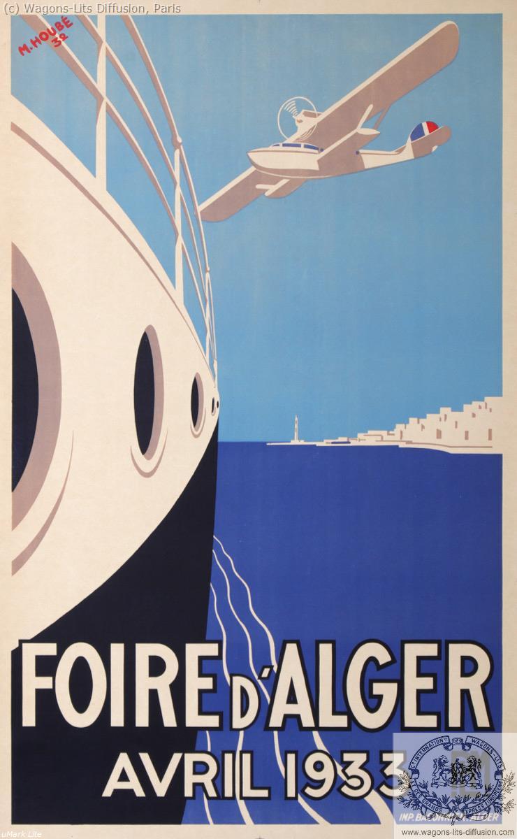 PLM Foire d'Alger Ref 1109