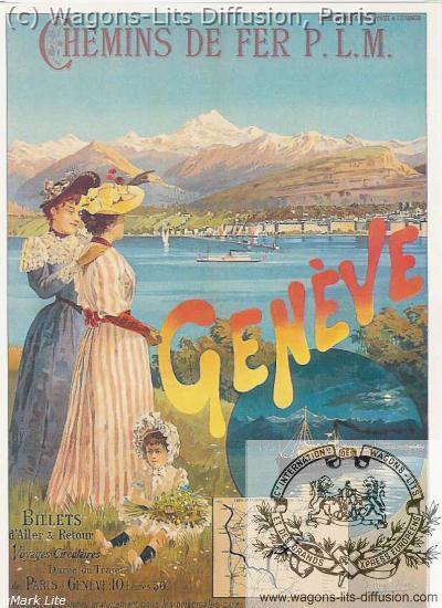 PLM Geneve-Lac2  (ref N° 367)