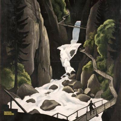 PLM gorges-de-la diosaz vallee-de chamonix