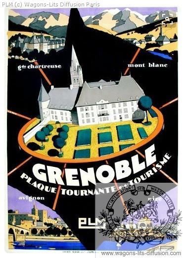 PLM Grenoble (Ref N° 382