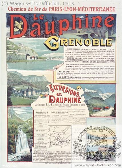 PLM Grenoble Dauphiné (Ref  N° 999