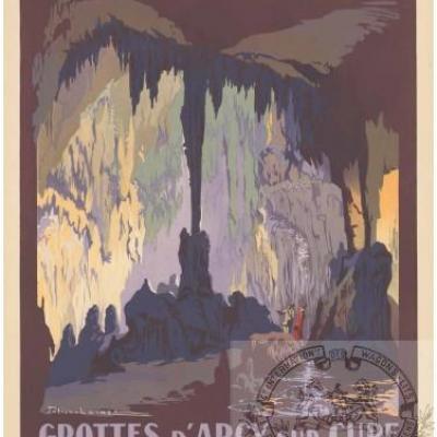 PLM Grottes d'Arcy sur Cure