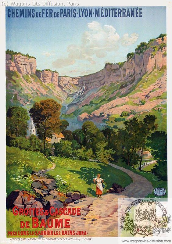 PLM Grottes de Baume Jura