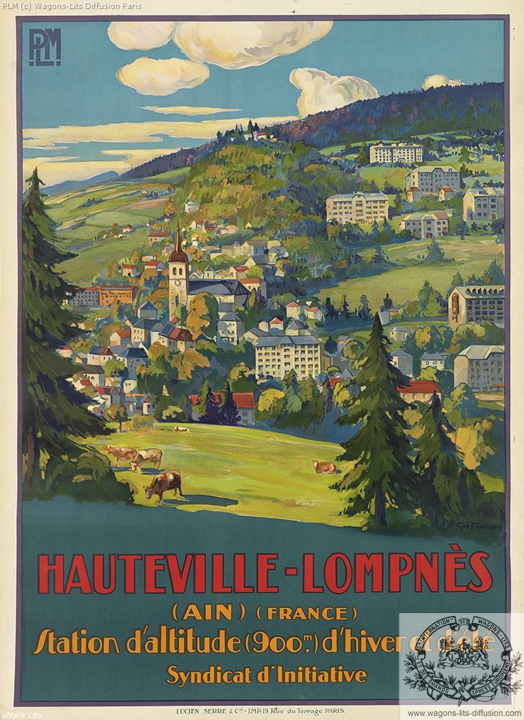 PLM Hauteville Lompnes 2  (ref N° 396)