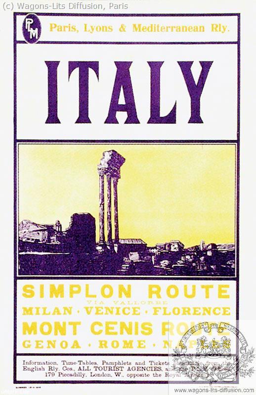 PLM Italy Ref 1095