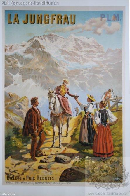 PLM jungfrau Suisse (Ref N° 417