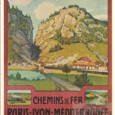 PLM Jura neuchatel Col des Roches CP