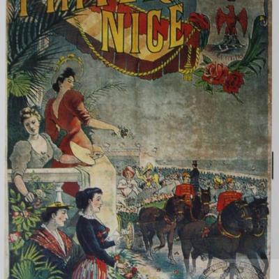 PLM l'Hiver à Nice (Ref N° 468